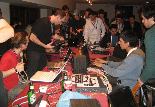 Ekoparty 2008