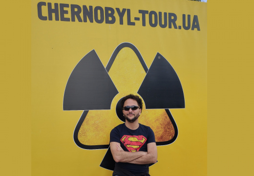 Welcome to Chernobyl !!!